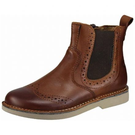 Ricosta DALLAS  Leather Boot (Cognac)